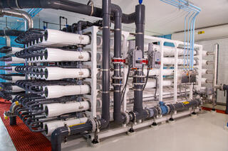 Cost Effective Membrane Water Treatment