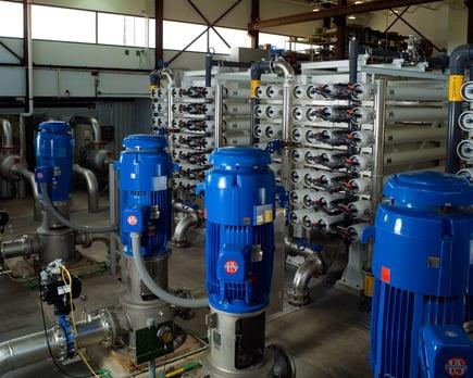 design build membrane water treatment