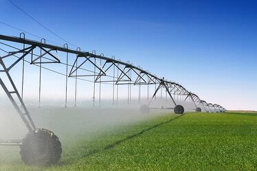 irrigation reclaimed wastewater