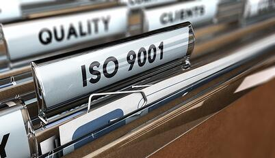 iso 9001 manufacturing